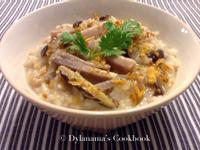 DYLANAMA ♥ 台式芋頭鹹粥