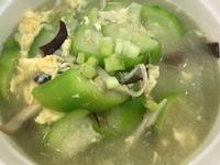 養生菇菇絲瓜湯