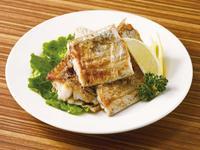 煎白帶魚。Panasonic蒸氣烘烤爐