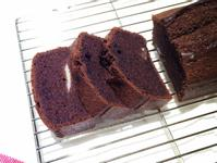 酒香巧克力磅蛋糕 Pound Cake
