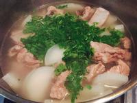 菜頭排骨湯