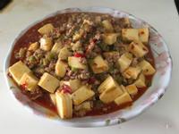 ❤️芹菜麻婆豆腐❤️
