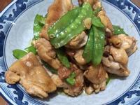 荷蘭豆香蒜雞-搶鮮料理懶廚房