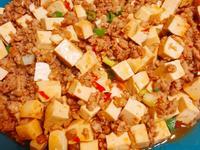 超級下飯的豆瓣醬炒豆干絞肉