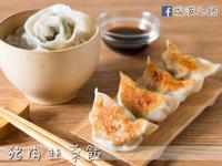 豬肉韭菜餃(水餃和煎餃)