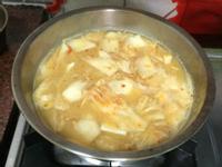 ❤嫩豆腐泡菜味噌湯❤