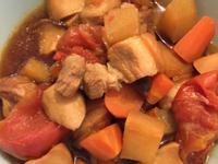 韓式辣醬馬鈴薯燉肉