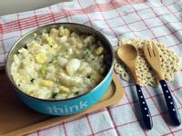 超級懶人電鍋版,寶副食👶🏼海鮮小米粥
