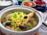 韓式人蔘鮮雞湯