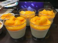 芒果純鮮奶酪