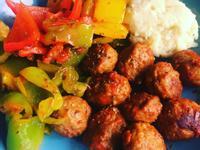 IKEA牛肉丸子佐馬鈴薯泥