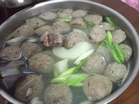 大黃瓜貢丸排骨湯