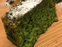 抹茶綠茶蜂蜜蛋糕