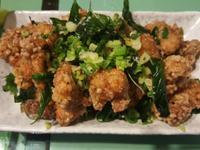 下酒菜台式鹹酥雞