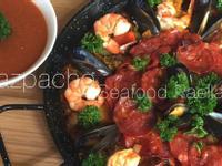 西班牙海鮮燉飯- 0失敗簡易飯麵制作