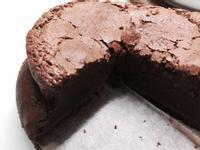 簡易巧克力蛋糕