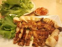 韓式豬五花燒肉包菜【大同複合料理無水鍋】