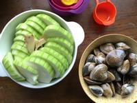 ▍低GI排毒 ▍蛤蠣絲瓜