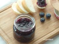藍莓蘋果醬