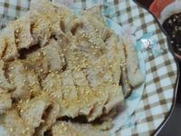 蒜香松阪豬肉