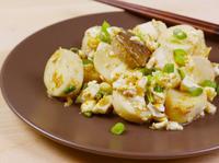 ♥金沙杏鮑菇♥不死鹹又超下飯的菇料理!