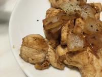 簡單健康餐:照燒洋蔥里肌肉