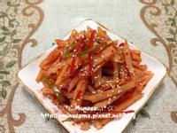 韓式涼拌馬鈴薯감자무침
