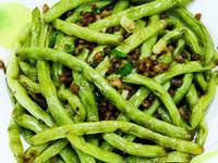 【厚生廚房】干煸四季豆