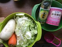 ▍低GI排毒 ▍台式泡菜