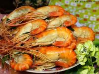 簡單四步驟-蒜頭泰國蝦