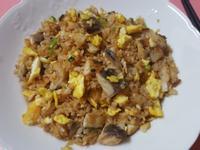 鹹魚蛋炒飯