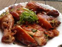 吮指『港式油雞』《免攪拌一次完成二道菜》