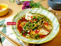 蔥油醬蒸鯛魚 [影片示範]