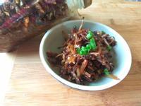 美味小菜-辣炒小魚乾
