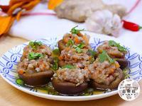 ♥香菇鑲鮮肉♥口感香滑不油膩,零失敗料理