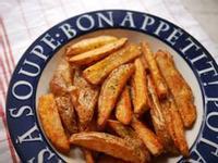 【小磨坊】蒜味烤薯條