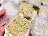 寶寶副食品👶🏻牛肉洋蔥滑蛋蔬菜粥❤️