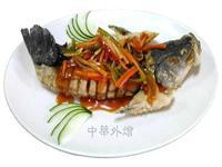 五柳鱸魚【中餐乙級料理】