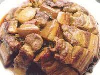 超下飯的梅干扣肉