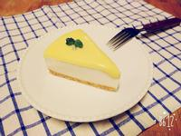 檸檬凝乳生乳酪