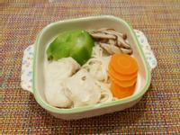 寶寶副食:絲瓜麵線