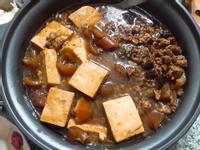 滷蛋白+香菇肉燥