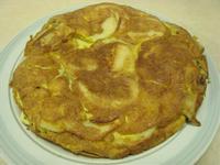 *毛卡亂煮* 西班牙蛋餅Tortilla