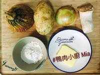 香煎杏包菇南瓜濃湯