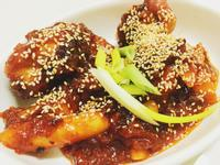 韓式炸雞mix年糕