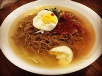 懶人版韓國冷麵