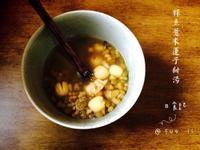 綠豆薏仁蓮子甜湯