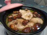 品靚上菜-香菇芥菜雞湯