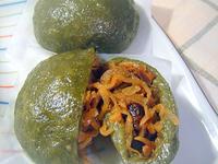 """草ㄚ粿(含""""鹹甜菜脯米""""內餡作法)"""
