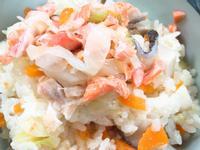 [ MIA's ] 好吃簡單_味增鮭魚飯